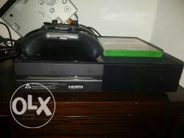 Xbox One plus two controlers & Ryse Son of Rome game, all for 330$.