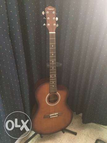 acoustic guitar price is negotiable