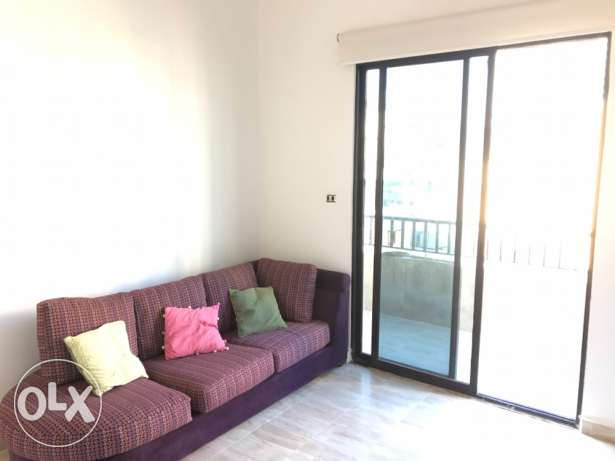 Ain el mrayse(lovely location)-Furnished appartment for rent