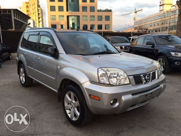 Nissan Xtrail 2005 Fully Loaded in Good Condition! بوشرية -  1