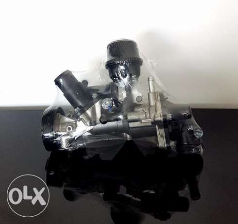 Mercedes Coolant Pump مضخة طبرجا -  1
