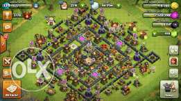 Clash of clans almost full th 11