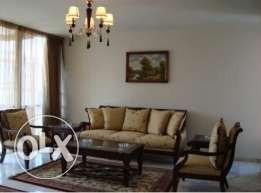 RB132 Furnished apartment for rent in Hazmieh,210m2,3rd floor