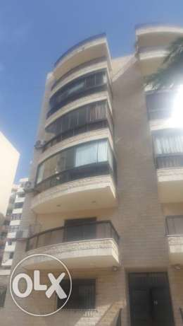 Spacious Flat in Dawhet Aramoun with sea view/AC/parking/elevator