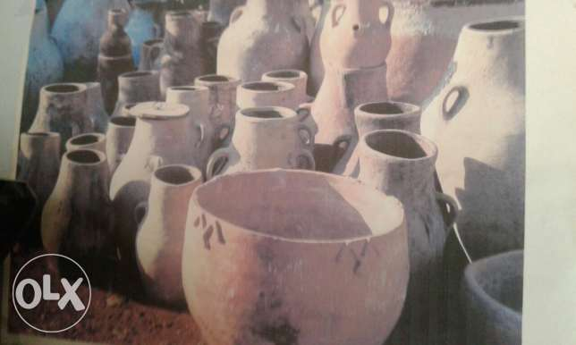 Outdoors Pottery