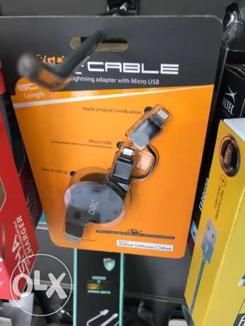 USB Cradle charger cables for iPhone and Samsung high quality