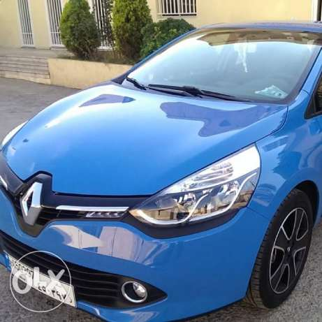 Renault Clio 1.2 Turbo 2014