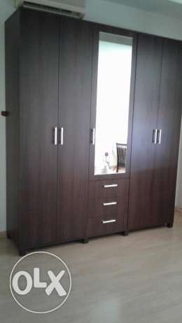 Bedroom furniture in good condition. Selling because of moving.