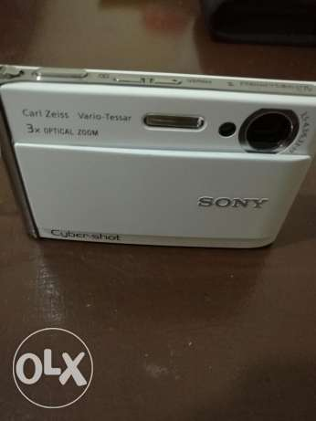 Camera digital sony with case as new