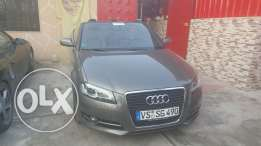 2013 Audi A3 Cabriolet Manual Gear
