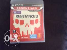 Resistance 3 video game on PS3