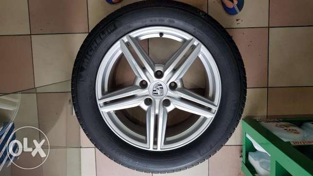Porsche Cayenne Tires and rims mod 2011 for sale or trade