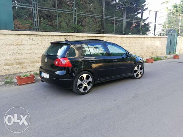 Golf GTI. Very good condition
