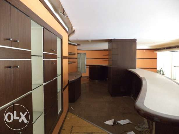 Shop for RENT - Ashrafieh 960 SQM
