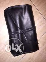 MAC bruches bag leather