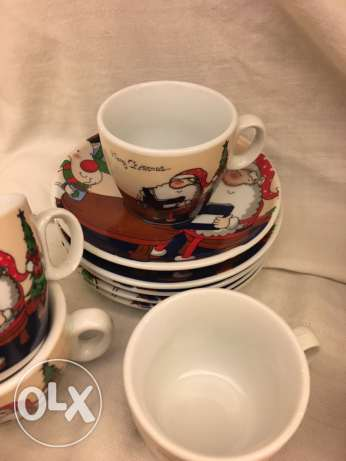 Christmas coffee cups انطلياس -  3