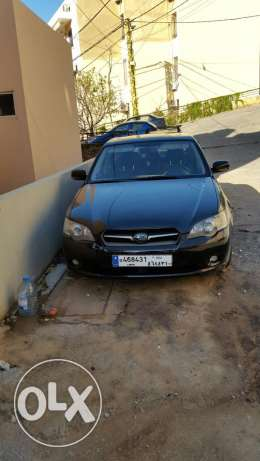 Subaru legacy 2004 super clean