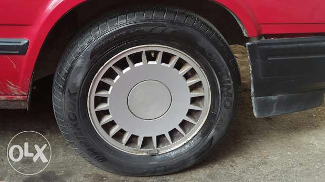 For sale Rims and tire volvo