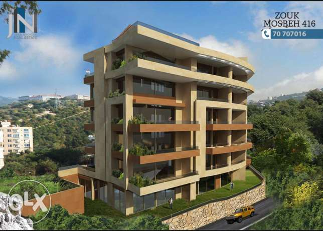 Apartment for sale in Zouk Mosbeh bloc C