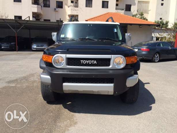 toyota fj cruiser model 2010 clean car fax