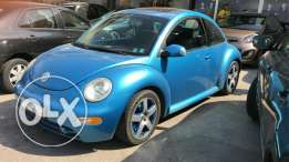 New beetle 2004 limited edition