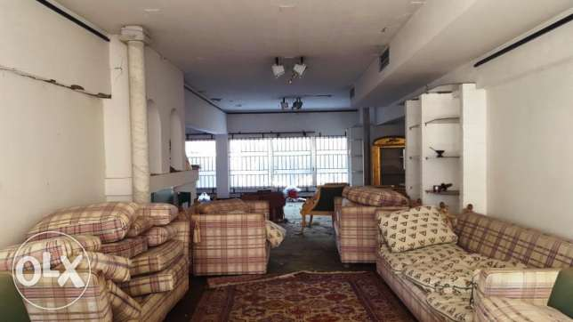 Ag/490/17 Showroom for rent Jounieh Commercial Street