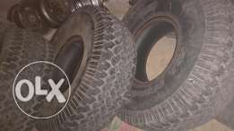 American tires 35 R 15