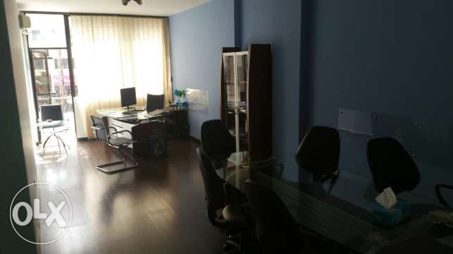 Mansourieh prime location office or apartment 100 m2 for rent
