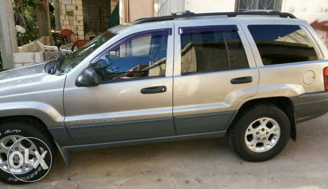 Grand Cherokee 2000 Limited 4×4 mfawal الشياح -  2