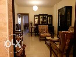 baouchrieh hankash str. apt for sale with or without its furniture