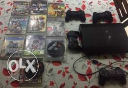 ps3 for sale with cds