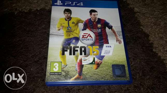 Fifa 15 ps4 for sale or trade