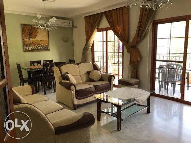 Fully Furnished Apartments in Kabrshmoun