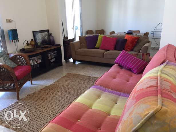 Furnished apartment for rent - Clemenceau