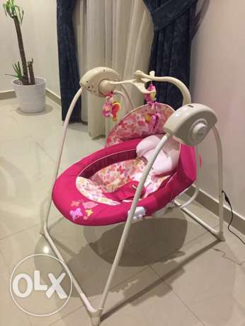 Electrical swing for kids