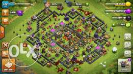 Clash of clans account for sale or trade on any thing