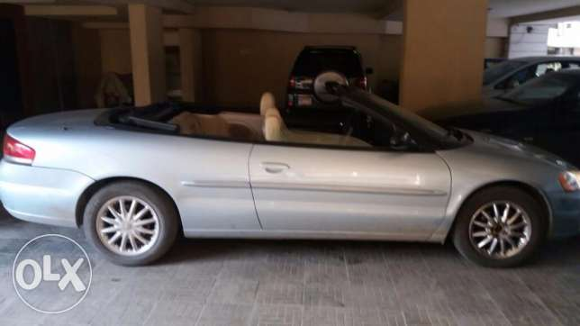 Chrysler Sebring 2003 Convertible Full Options