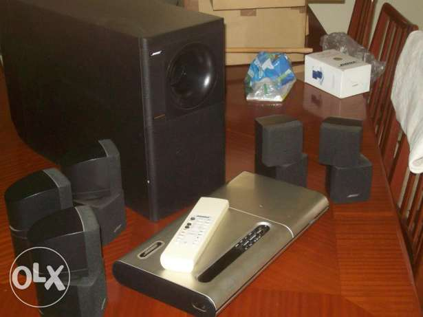 bose home theater lifestyle 12 series II. will be sold to best offer.