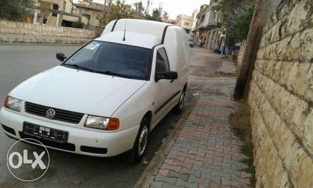 Rapid Volkswagen Caddy 2001