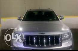 Excellent condition V6 Grand Cherokee Limited 2011
