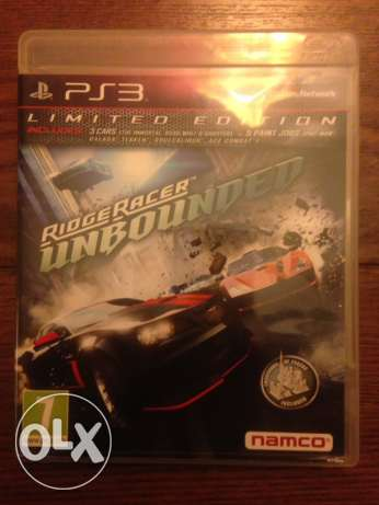 RidgeRacer Unbounded