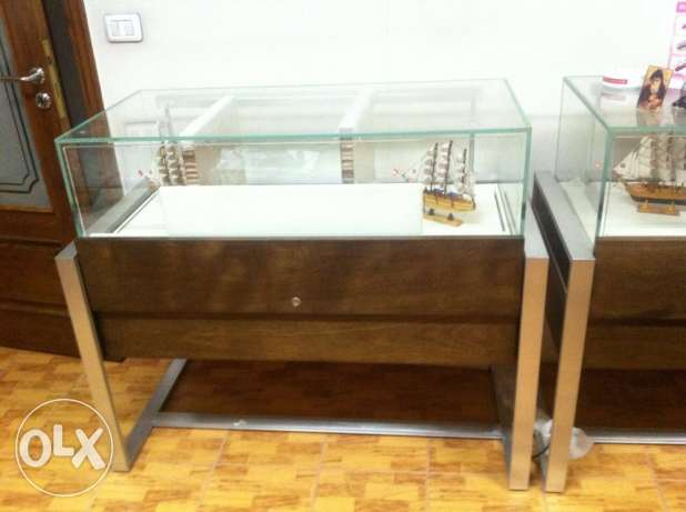 New display counter , Swiss made