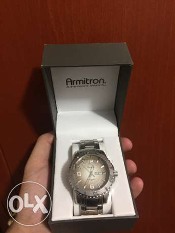 watch armitron not used