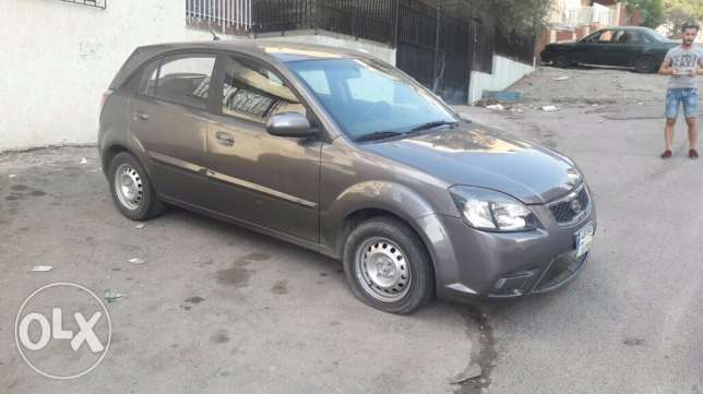 KIA Rio 2011 for Sale Perfect Condition بشامون -  8