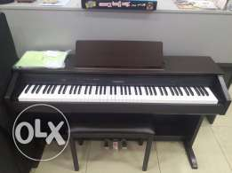 Electric Piano Casio Celviano Brown wood. New in box. Casio