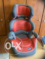 Carseat chicco second age حالة ممتازة