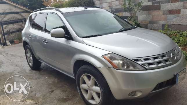 Nissan Murano SE Full option