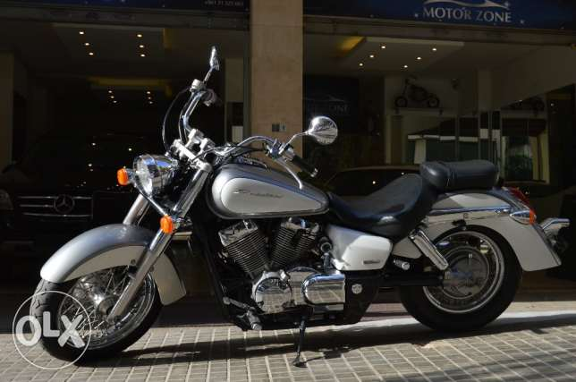 Honda ShADOW Mod. 2010, 750cc like NEW !!