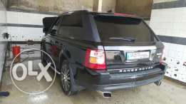 Rover sport hse