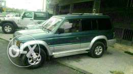 Mitsubishi باجيرو for sale